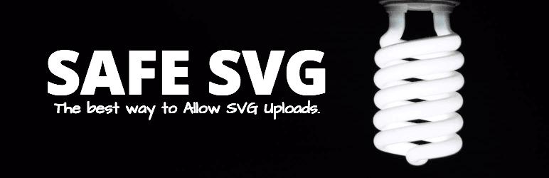 Upload SVG billedfiler til dit mediebibliotek. SVG skalérer perfekt, og egner sig derfor til logo og illustrationer