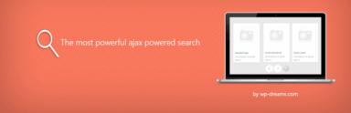 Ajax Search Lite banner
