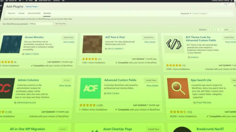 Vis eksisterende indhold på en smart måde, og tilføj nye indholdstyper, med disse WordPress front end plugins.